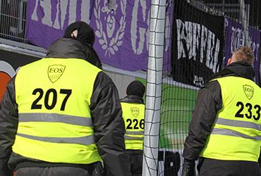EOS Veranstaltungsschutz Security Guards