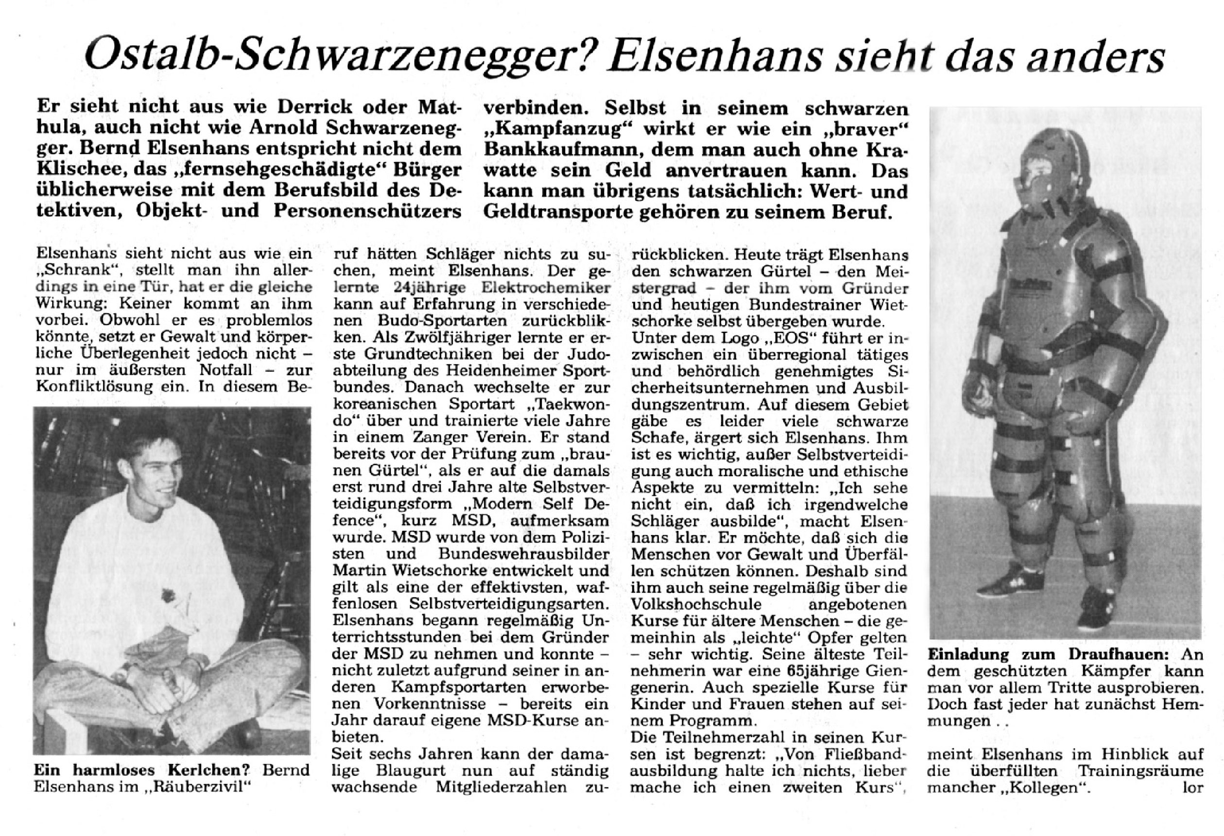 Ostalb-Schwarzenegger? Elsenhans sieht das anders