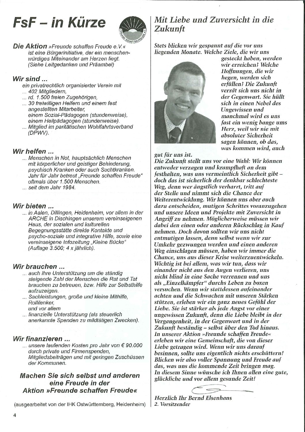 FsF: Vorwort Bernd Elsenhans