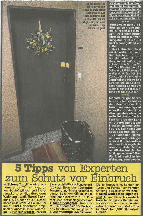 5 tipps von experten zum schutz vor einbruch. Black Bedroom Furniture Sets. Home Design Ideas