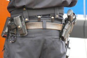 EOS Personenschutz bewaffnet