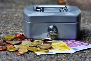 EOS Werttransporte - Geld und Tageseinnahmen - Euro